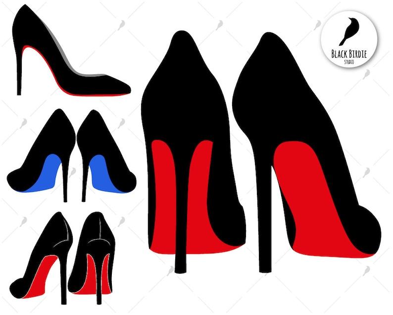 88f6d192828 High heels svg heels clipart svg shoes svg sexy woman svg