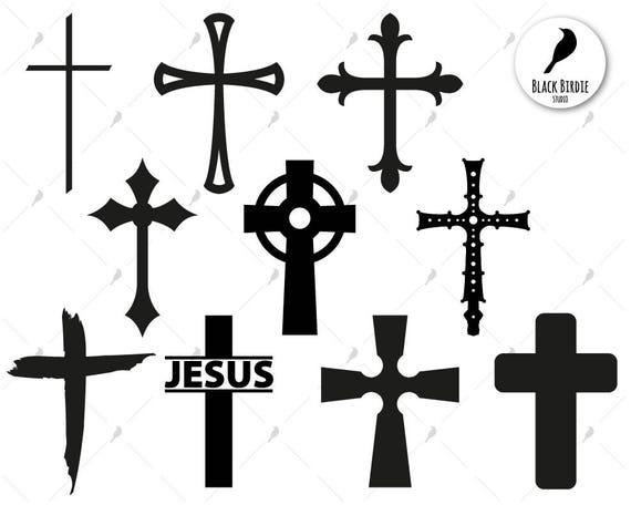 Kreuz Svg Kreuz Clipart Christlichen Svg Jesus Svg Jesus Etsy