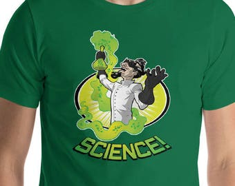 SCIENCE!  (Men's Fit)