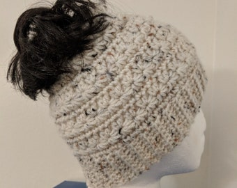 Massy Bun Hat