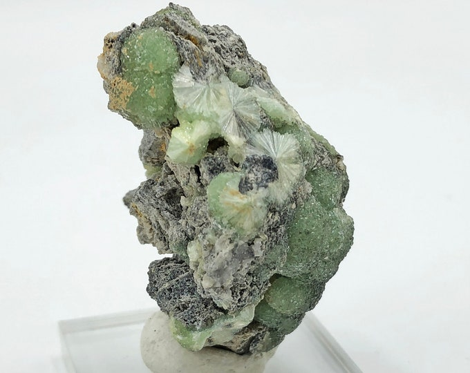 Small Wavellite Specimen from Garland County, Arkansas