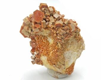 Cobble Creek: 49g Vanadinite from Mibladen, Morocco - Natural - Beautiful - Raw
