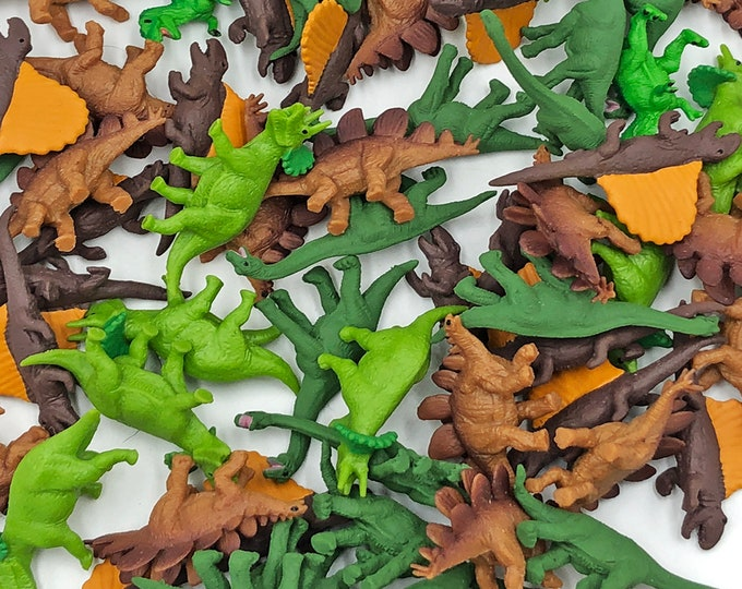 Mini Dinosaurs - Good Luck Minis by Safari Ltd.