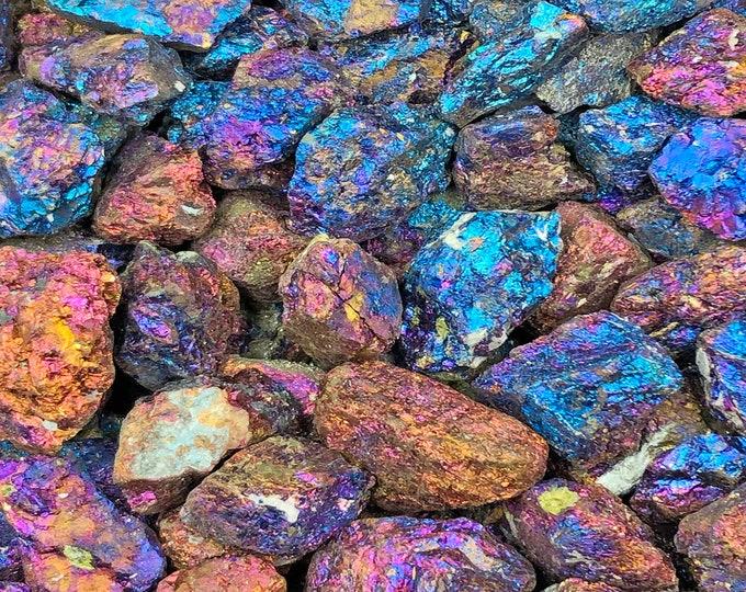 """1 LB Chalcopyrite from Sonaro, Mexico (Grade A - 1"""" - 1.5"""")"""