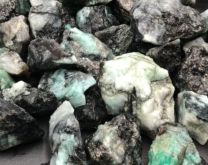 1 LB Emerald Rough from Brazil
