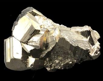 Cobble Creek: Pyrite from Peru