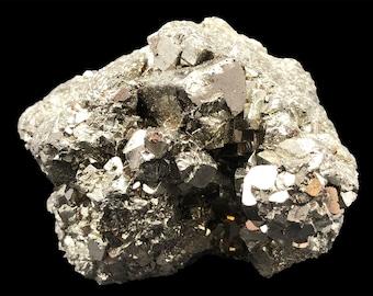 Cobble Creek: Pyrite Cluster from Peru