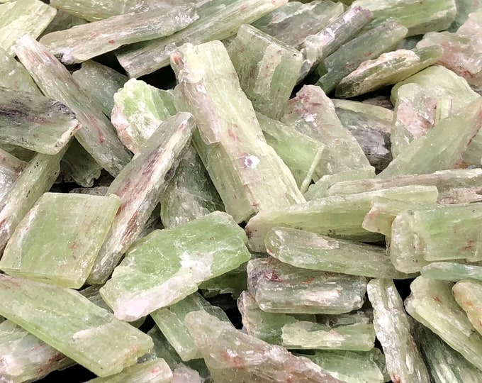 10g lot of Green Kyanite from Tanzania