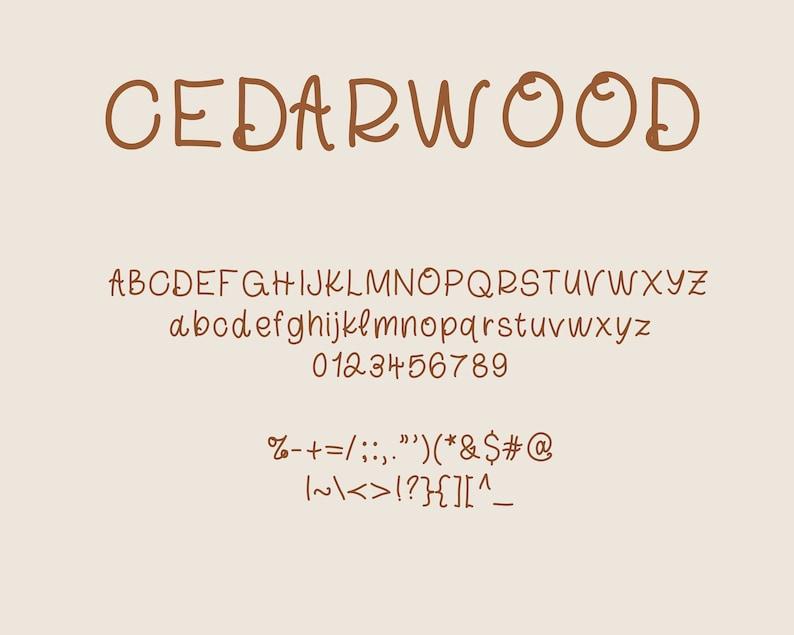Download 3 PACK FONT BUNDLE / Handwritten font/ digital download | Etsy