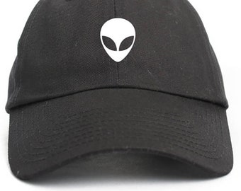 Alien Area 51 Unstructured Baseball Dad Hat Strap back Adjustable Many  Colors Available a0a0e7de90ba