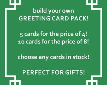 Greeting Card Gift Packs!