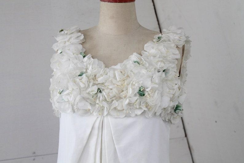 60s Wedding Dress Vintage