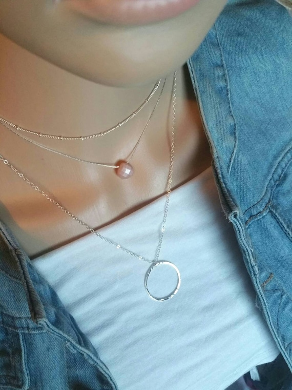 etsy collier multirang