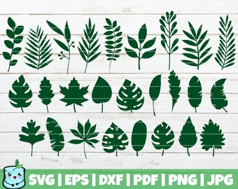 picture about Printable Leaves identified as Printable leaves Etsy