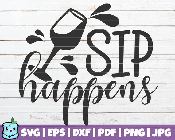 Get You Can't Sip With Us Svg And Dxf Cut File PNG