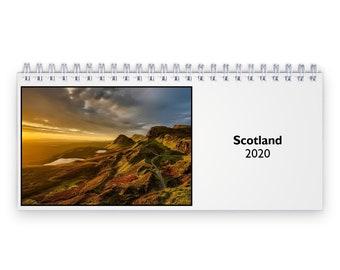 Uf Calendar 2020.2020 Desk Calendar Etsy