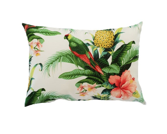 Outdoor Lumbar Pillow Cover ANY SIZE