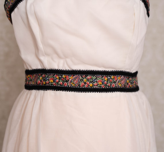1970s Boho Women Dress - image 5