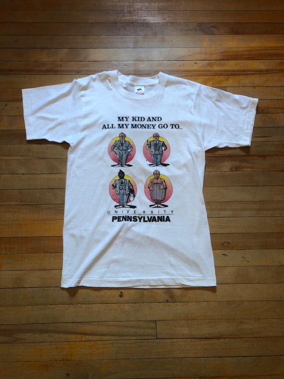 Fruit of the loom university of Pennsylvania shirt