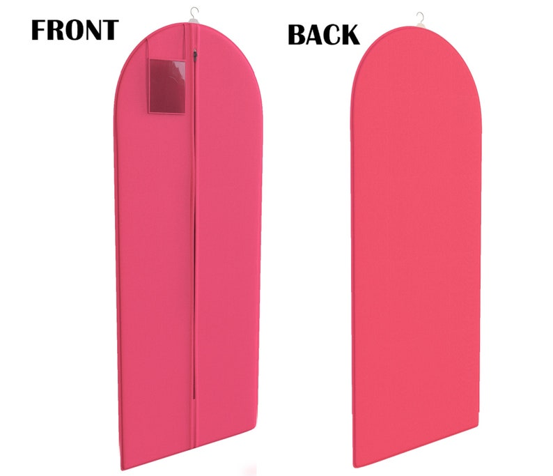 15ccd99c9288 Fuchsia Dress and Gown Garment Travel Bags - 54