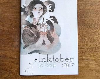 Booklet: Inktober 2017