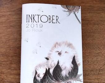 Booklet: Inktober 2019