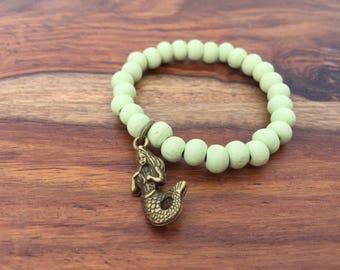Children's Mermaid Stretch Bracelet