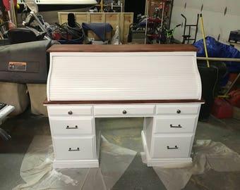 Refurbished Roll Top Desk e99bd8031f