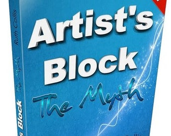 "Stop Art Block with ""Artist's Block - The Myth"" Ebook"