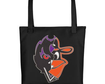 Baltimore's Finest Black Tote bag