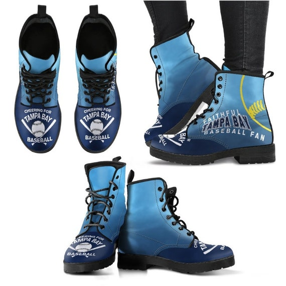 Rays Boots Fan Tampa 058D Bay Baseball PP HB AB4UUq