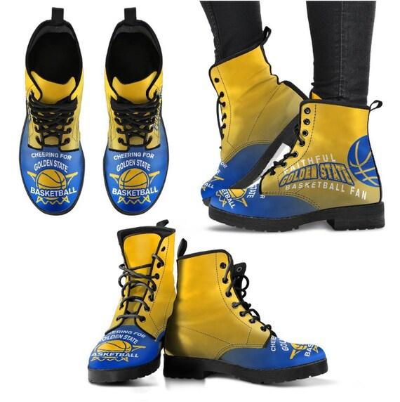 HB BK Boots Fan State Basketball 010D Golden Warriors PP FP1qzgw