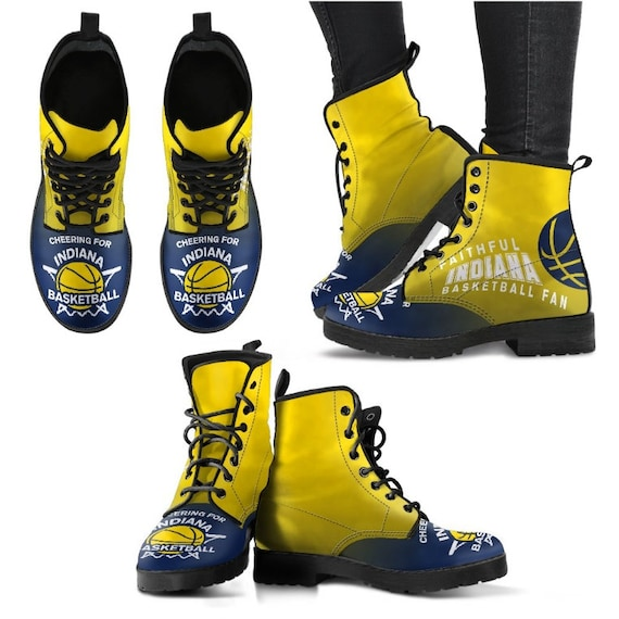 Pacers 012D Boots Basketball Fan HB BK Indiana PP vcqdpPWvn