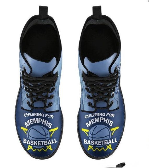Memphis PP Fan Basketball Grizzlies HB BK Boots 015D rqIArpw