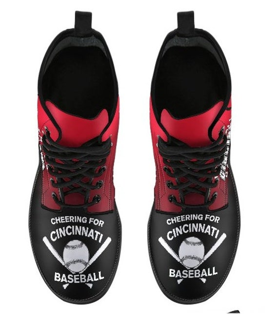 PP Cincinnati Reds HB Baseball Fan Boots 038D 48SBz8W