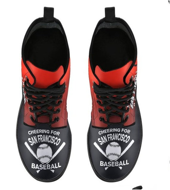 PP Boots 055D Giants Fan Francisco HB Baseball San p1Aqvv