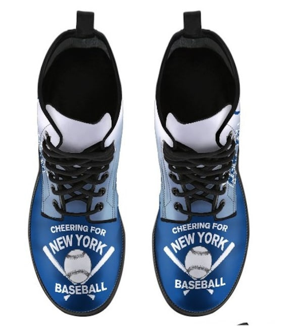 Baseball Fan Boots York 050D HB Yankees PP New 6q8g1Awa46