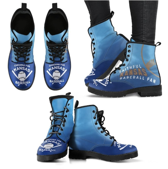 Baseball 043D HB Boots City PP Fan Kansas Royals zEqW4