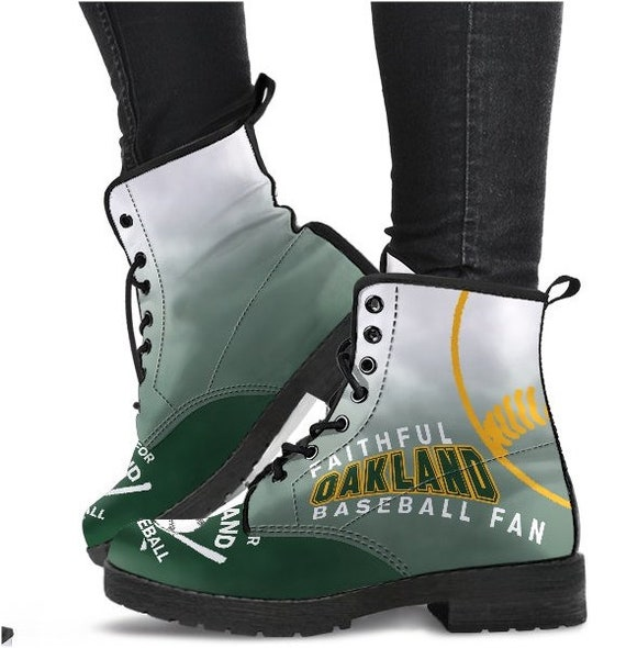 051D Baseball HB de PP Fan bottes Athlitics Oakland xE4w01