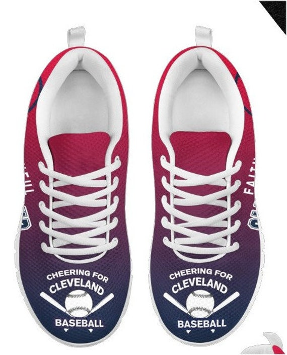 HB chaussures Baseball Fan Sneaker Cleveland a 039 Indians PP wHISx5Yq