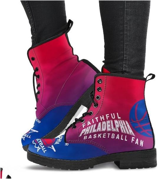 Fan PP Philadelphia Basketball 023D BK Boots 76ers HB ESSOwqa