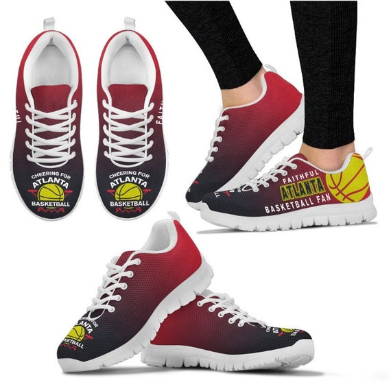 baskets 001 Basketball BK Atlanta Hawks HB Walking PP Fan a chaussures tzwxATx4q