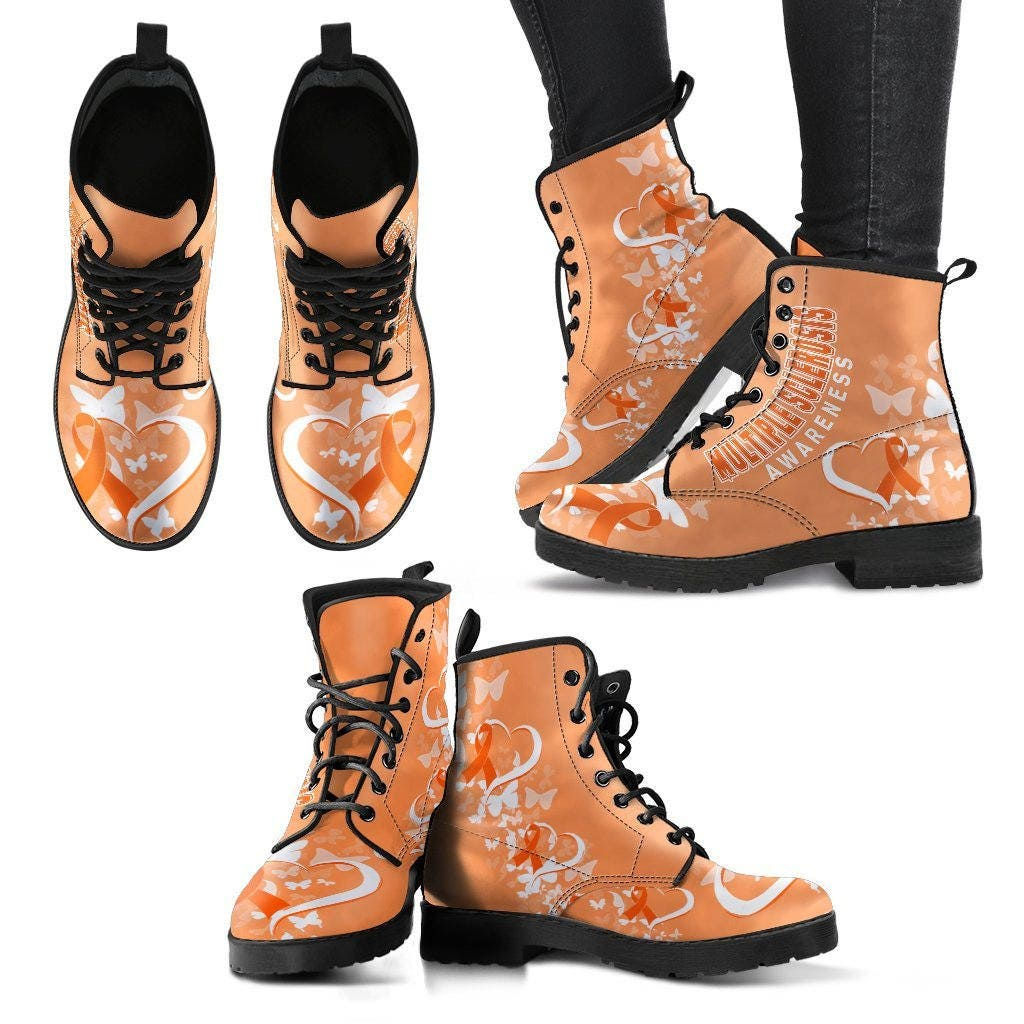 Multiple Sclerosis Advocate  Multiple Multiple Multiple Sclerosis Awareness Multiple Sclerosis Patient  botas  - Gift For Multiple Sclerosis Advocate Patient a1d011