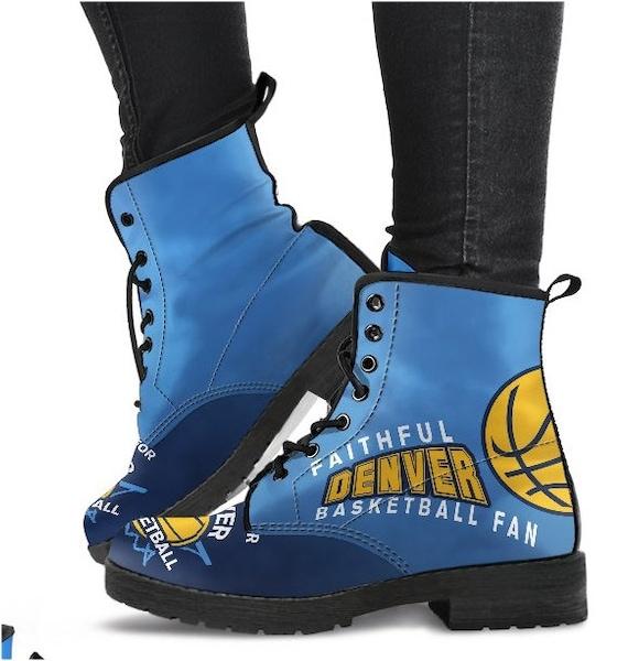 Nuggets PP Boots Basketball Fan 008D HB Denver BK gwqBUnFqH