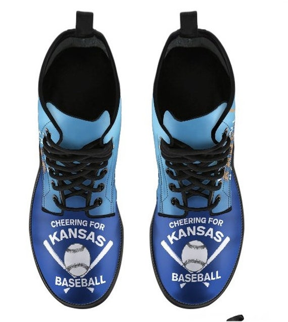 HB 043D Boots Fan Royals Baseball Kansas City PP xn6qvU7gw