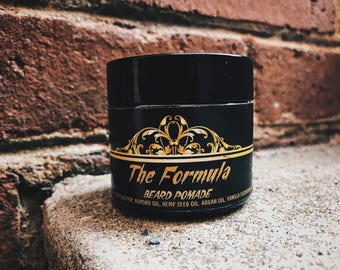 The Formula Beard Pomade