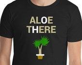 Aloe Gardening Shirt - Gardening Shirt - Gardening - School Gardens - Punny - Aloe Vera - Funny Gardening - gardener shirt - plant shirt - G