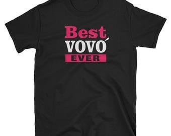 vovo shirt, vovó gift, vovo valentines day, vovo and vovo, vovo grandfather, gift vovo, vovo grandmother vovo gift