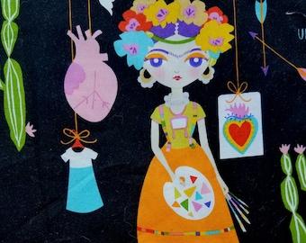 Frida Kahlo Tablet & Book Sleeve