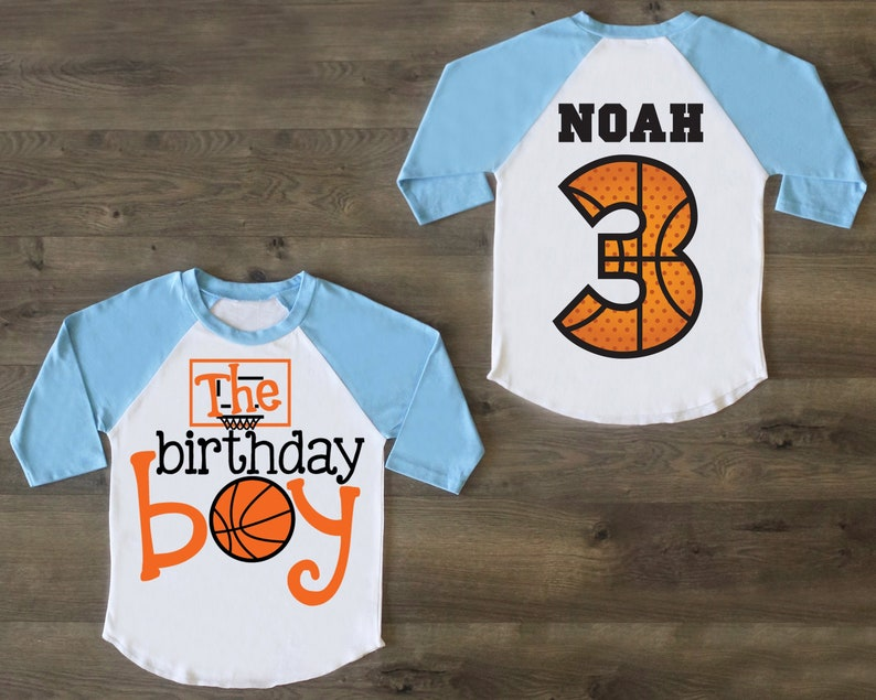 Basketball family birthday outfit family shirt birthday boy shirt personalized shirt basketball birthday boy sport family outfit